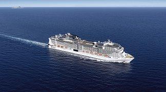 Kreuzfahrt MSC Grandiosa: Mittelmeer West, Kreuzfahrt, Genua