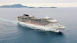 Kreuzfahrt MSC Fantasia: Mittelmeer West, Kreuzfahrt