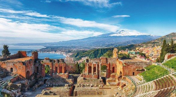Rundreise Sizilien Autorundreise, Italien, Sizilien, Catania, Bild 1