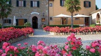 Hotel Borgo Il Melone, Italien, Toskana, Cortona