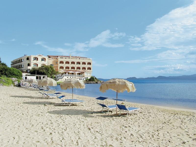 Hotel Gabbiano Azzurro, Italien, Sardinien, Golfo Aranci, Bild 1