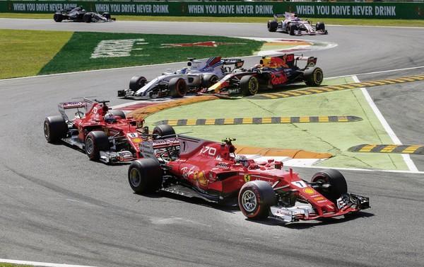 Formel 1 Monza, Italien, Sesto San Giovanni, Bild 1