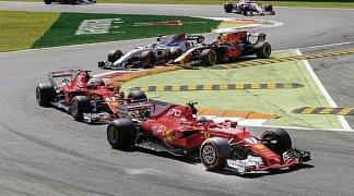 Formel 1 Monza, Italien, Sesto San Giovanni