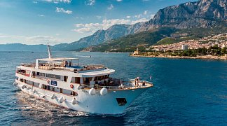 Kreuzfahrt MS Aurora: Inselwelt Adria, Kreuzfahrt, Split