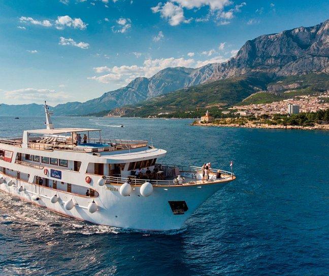 Kreuzfahrt MS Aurora: Inselwelt Adria, Kreuzfahrt, Split, Bild 1