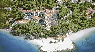 Hotel Bluesun Soline, Kroatien, Dalmatien, Brela