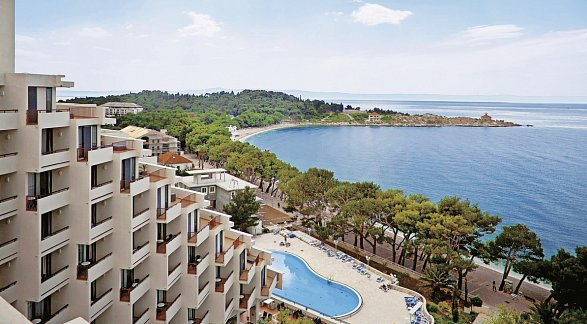 Hotel Meteor, Kroatien, Dalmatien, Makarska, Bild 1