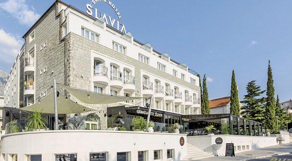 Grand Hotel Slavia, Kroatien, Dalmatien, Baska Voda, Bild 1
