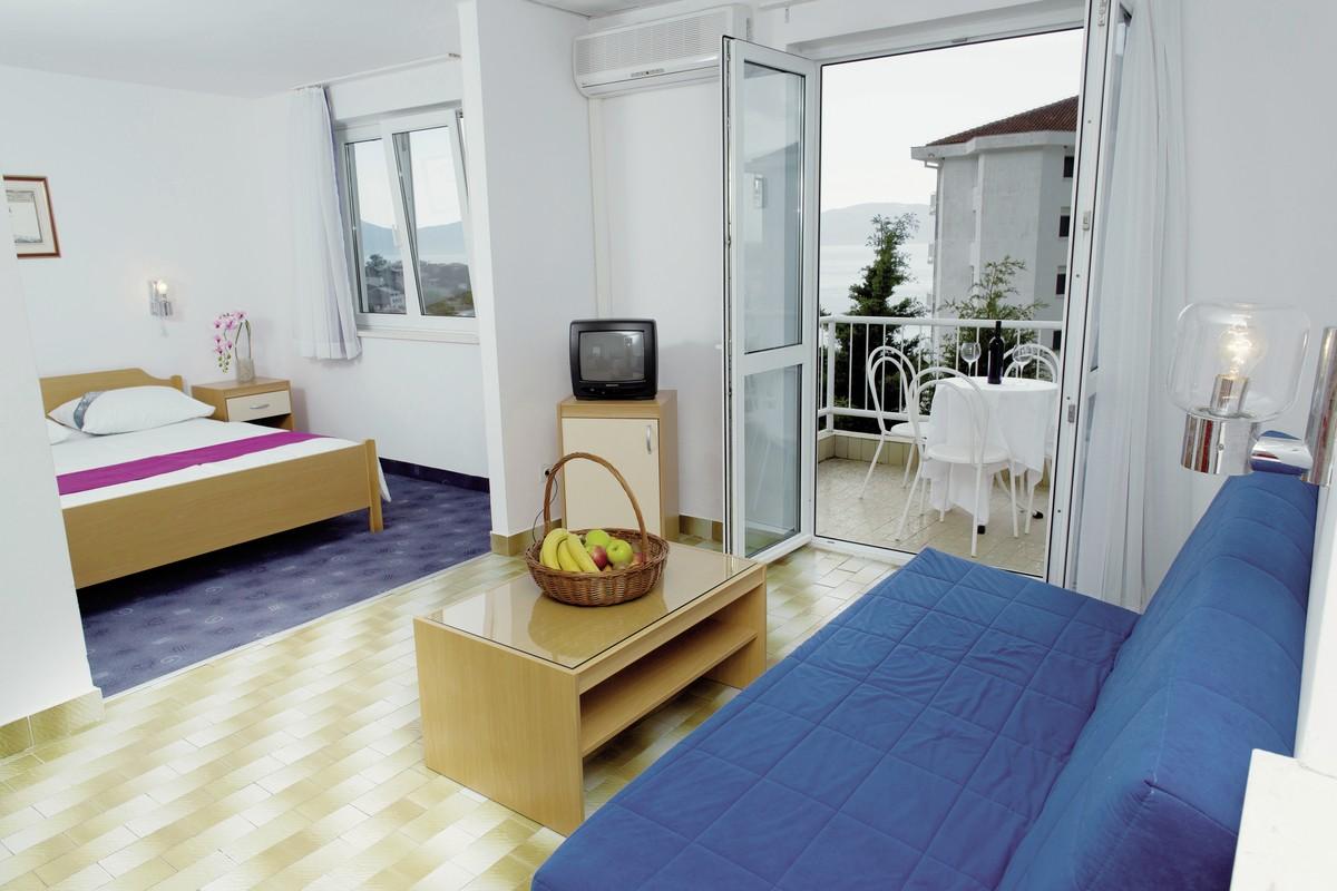 Hotel Labineca, Kroatien, Dalmatien, Gradac, Bild 1
