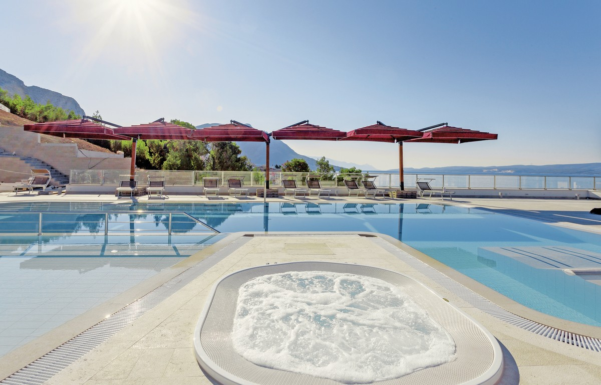 Hotel Plaza Duce, Kroatien, Dalmatien, Omis, Bild 1