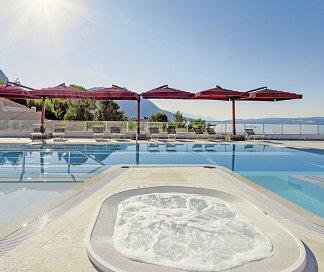 Hotel Plaza Duce, Kroatien, Dalmatien, Duce, Bild 1