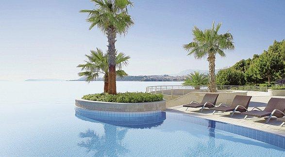 Hotel Le Meridien Lav, Kroatien, Dalmatien, Podstrana, Bild 1
