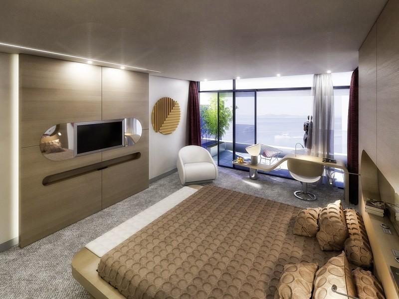Hotel Olympia Sky, Kroatien, Dalmatien, Vodice, Bild 1