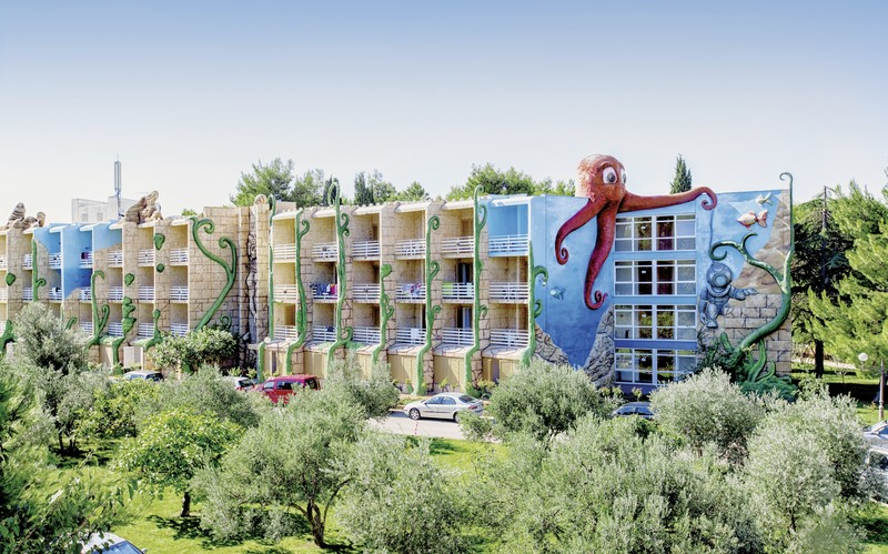 Amadria Park Hotel Andrija, Kroatien, Dalmatien, Sibenik, Bild 1