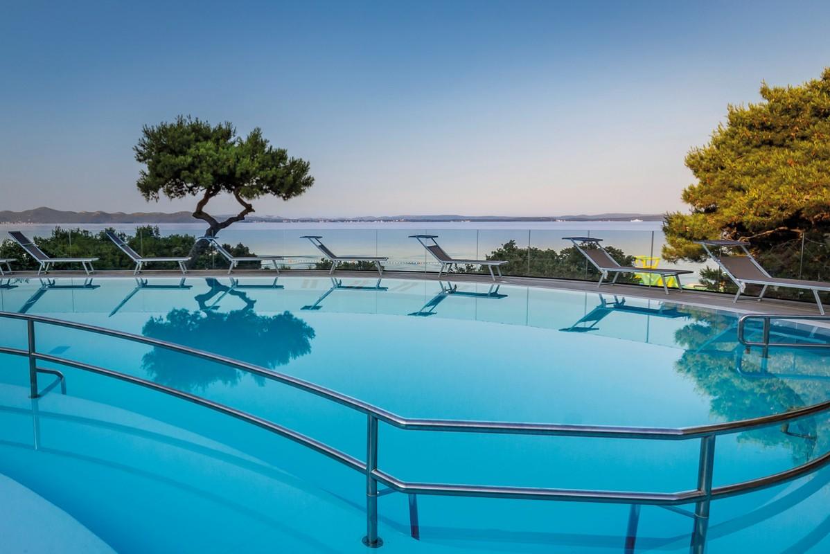 Hotel Pinija, Kroatien, Dalmatien, Petrcane, Bild 1
