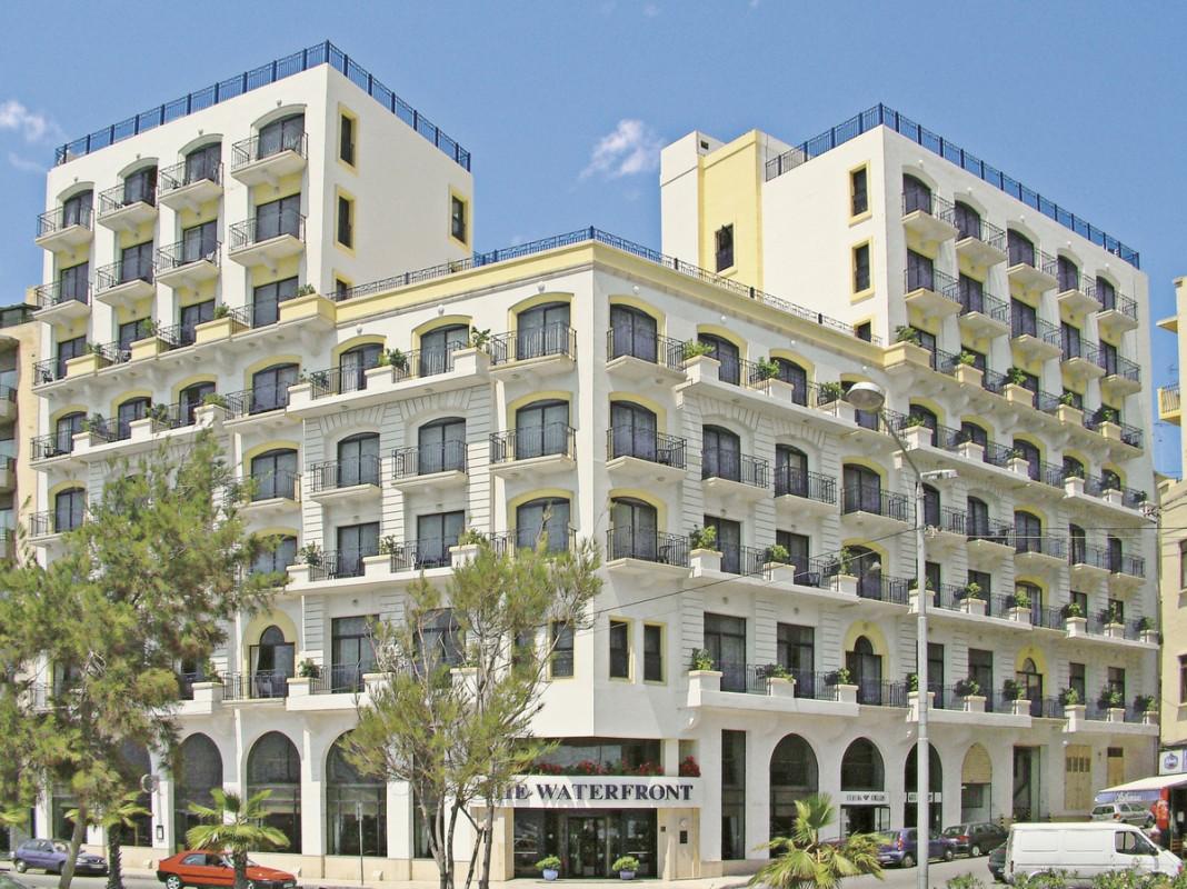 Hotel The Waterfront, Malta, Sliema