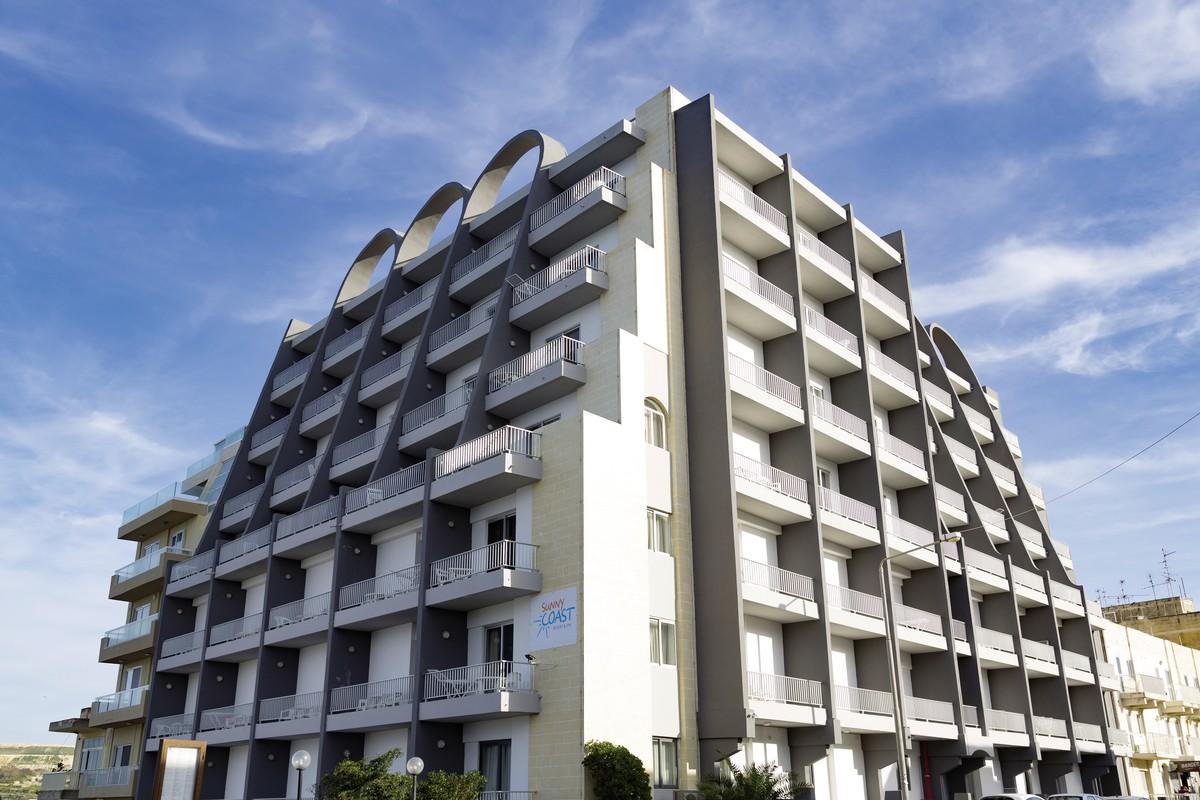 Hotel Sunny Coast Resort Club, Malta, Qawra, Bild 1