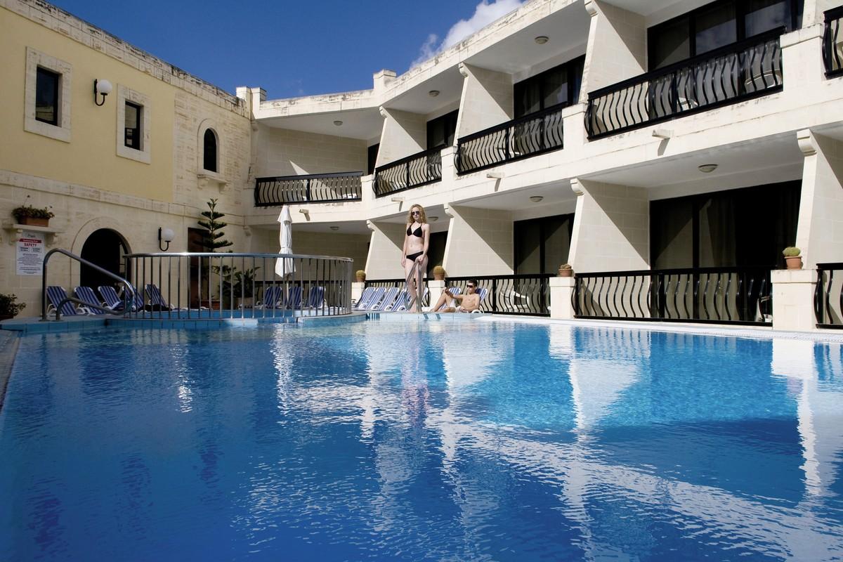 Pergola Hotel & Spa, Malta, Mellieha