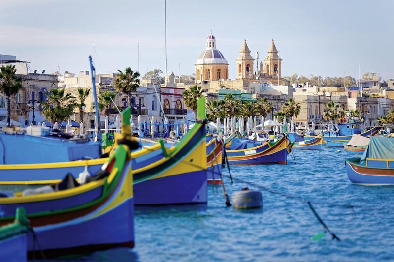 Kurztrip Malta: Dolmen Resort Hotel, Malta, Qawra, St Pauls Bay