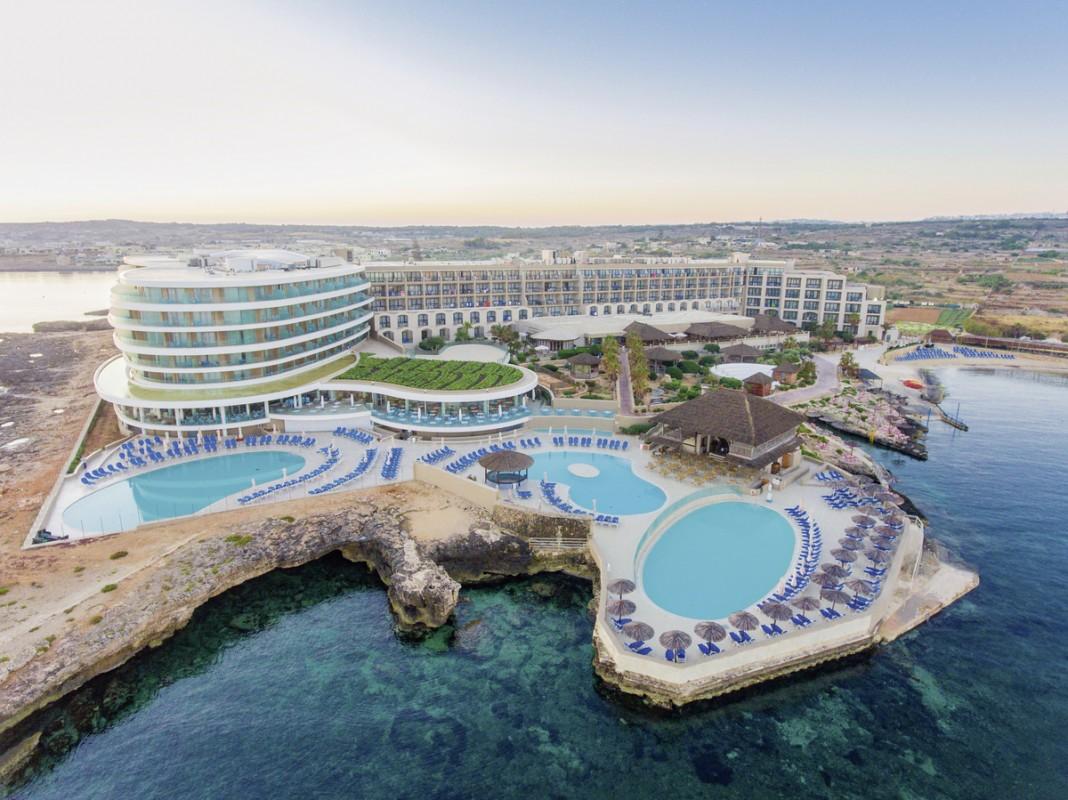 Hotel Ramla Bay Resort, Malta, Mellieha