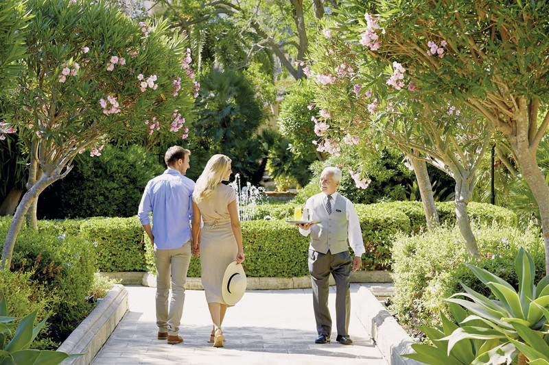 Hotel Corinthia Palace & Spa, Malta, San Anton, Bild 1