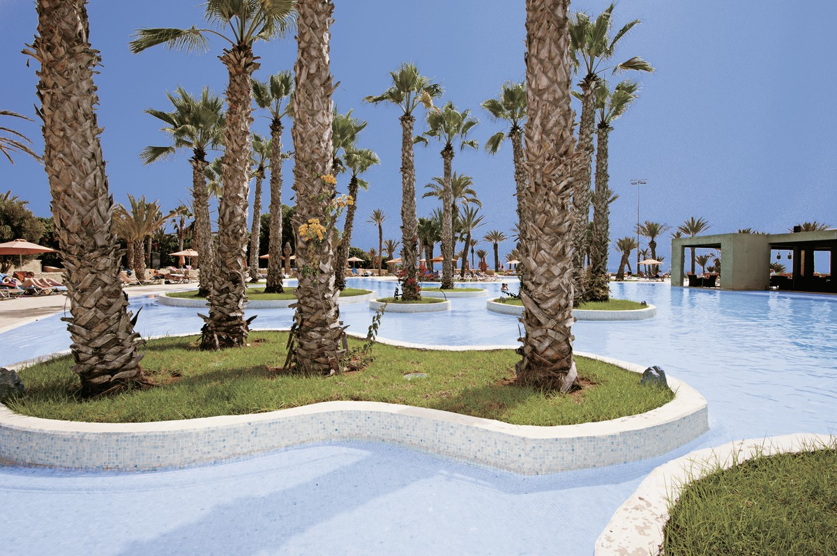 Hotel Royal Atlas, Marokko, Atlantikküste, Agadir