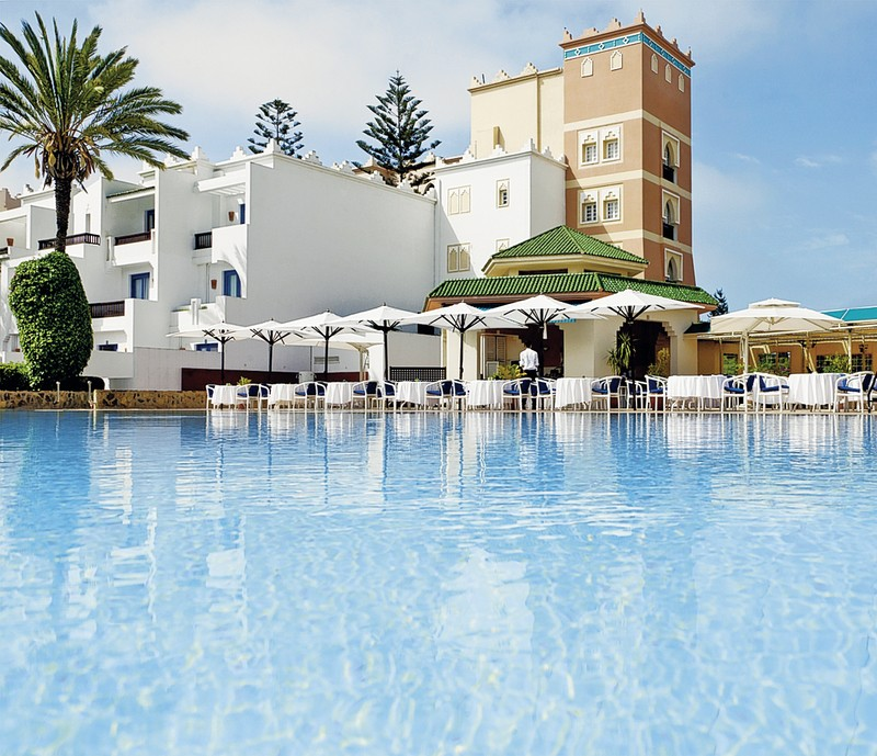 Hotel Atlantic Palace Thalasso Golf & Casino Resort Agadir, Marokko, Atlantikküste, Agadir
