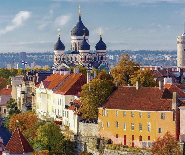 Baltikum Rundreise, Litauen/Lettland/Estland, Vilnius/Tallinn, Bild 1