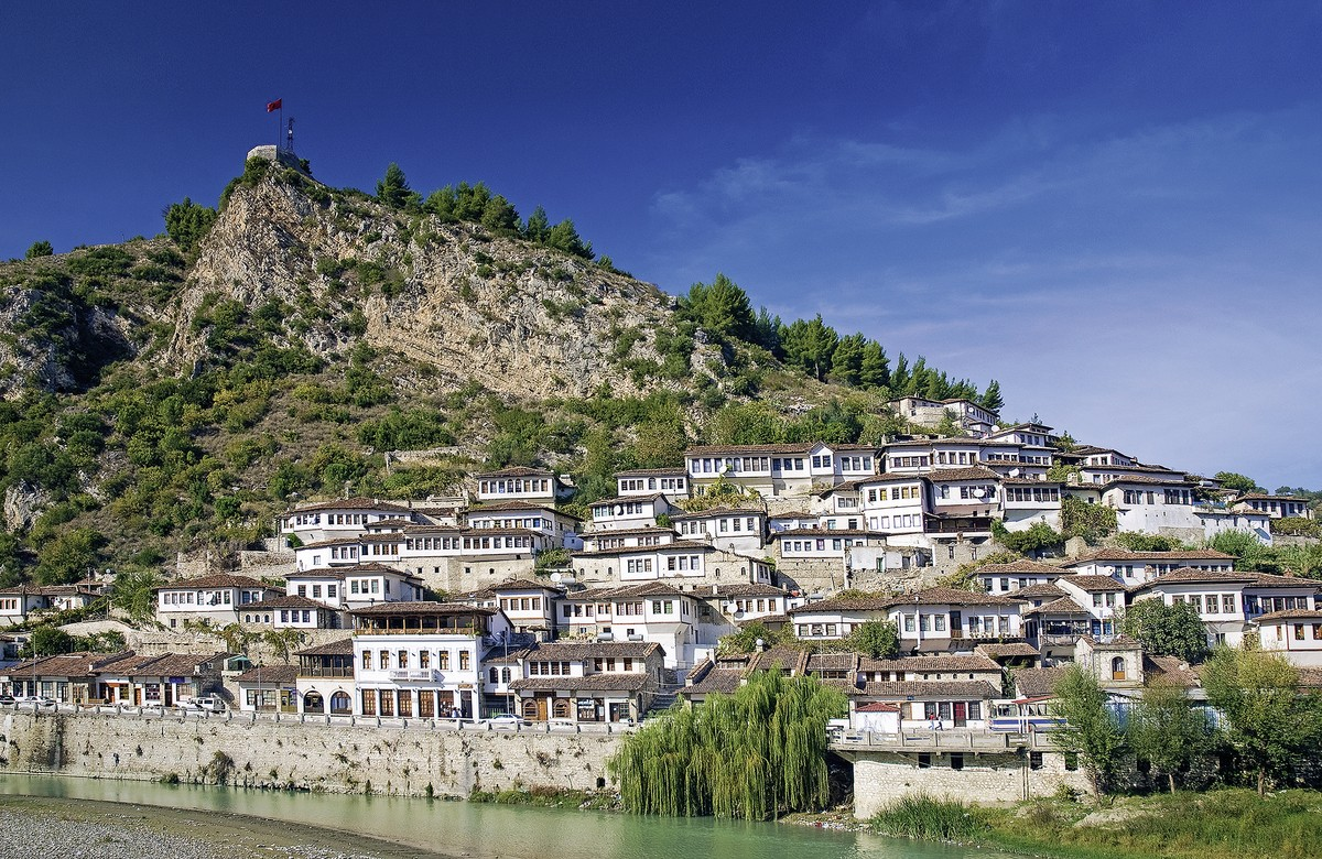 Albanien Rundreise, Albanien, Tirana, Bild 1