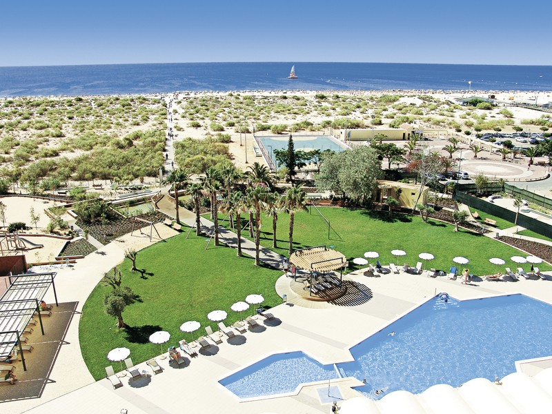 Hotel Eurotel Altura, Portugal, Algarve, Altura