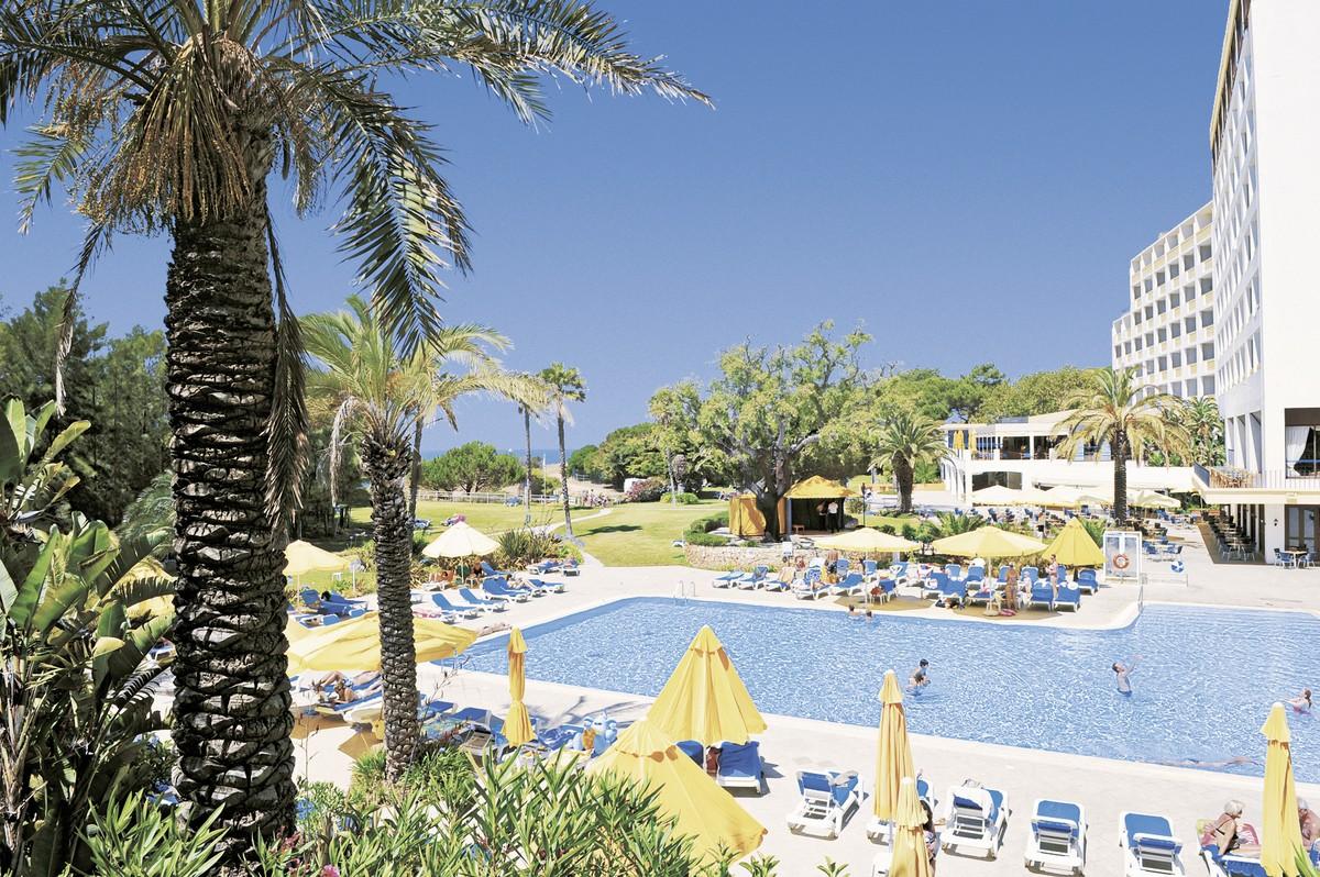Hotel Alfamar, Portugal, Algarve, Praia da Falesia, Bild 1