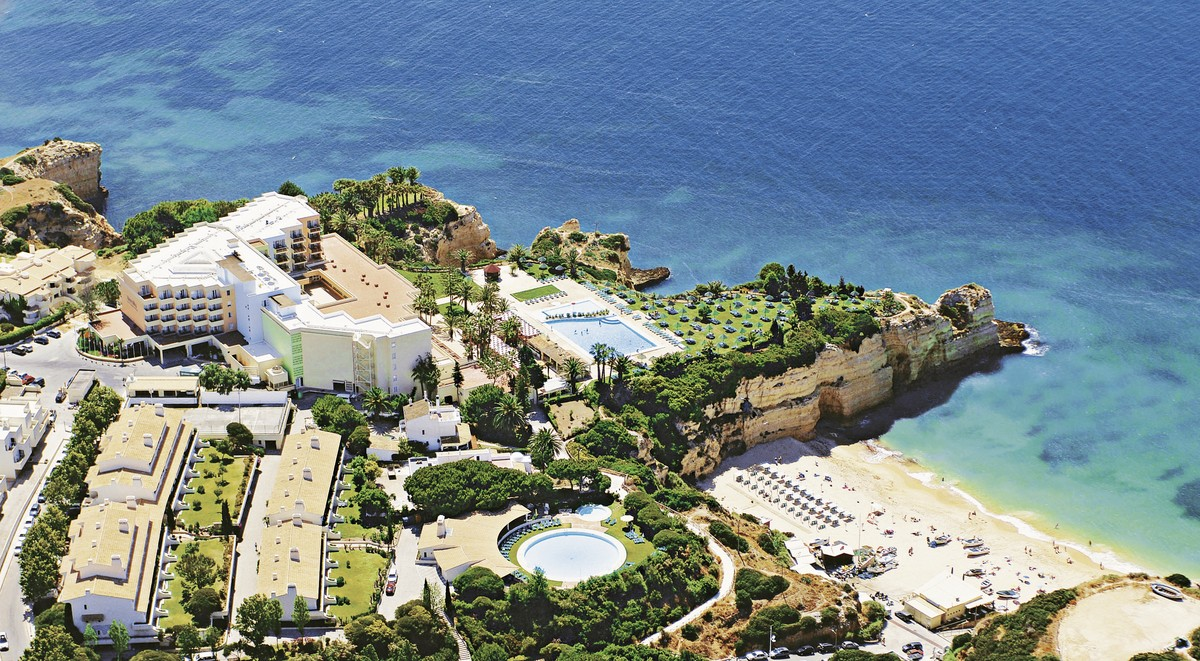 Hotel Pestana Viking Beach & Golf Resort, Portugal, Algarve, Senhora da Rocha, Bild 1