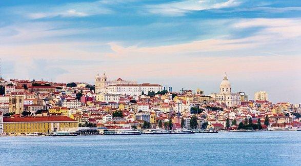 Portugal Rundreise: Land der grossen Seefahrer, Portugal, Lissabon, Bild 1