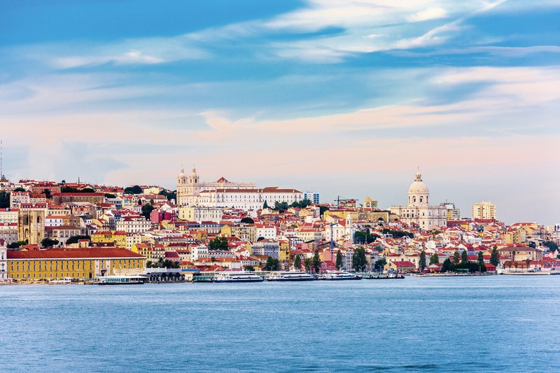 Portugal Rundreise: Land der grossen Seefahrer, Portugal, Lissabon