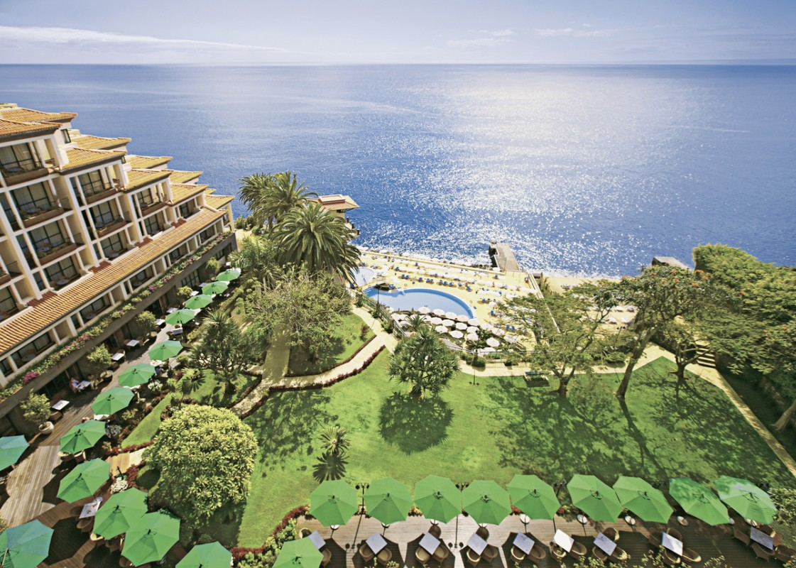 Hotel The Cliff Bay, Portugal, Madeira, Funchal, Bild 1