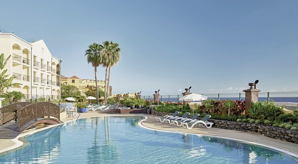 Hotel Porto Santa Maria, Portugal, Madeira, Funchal, Bild 1