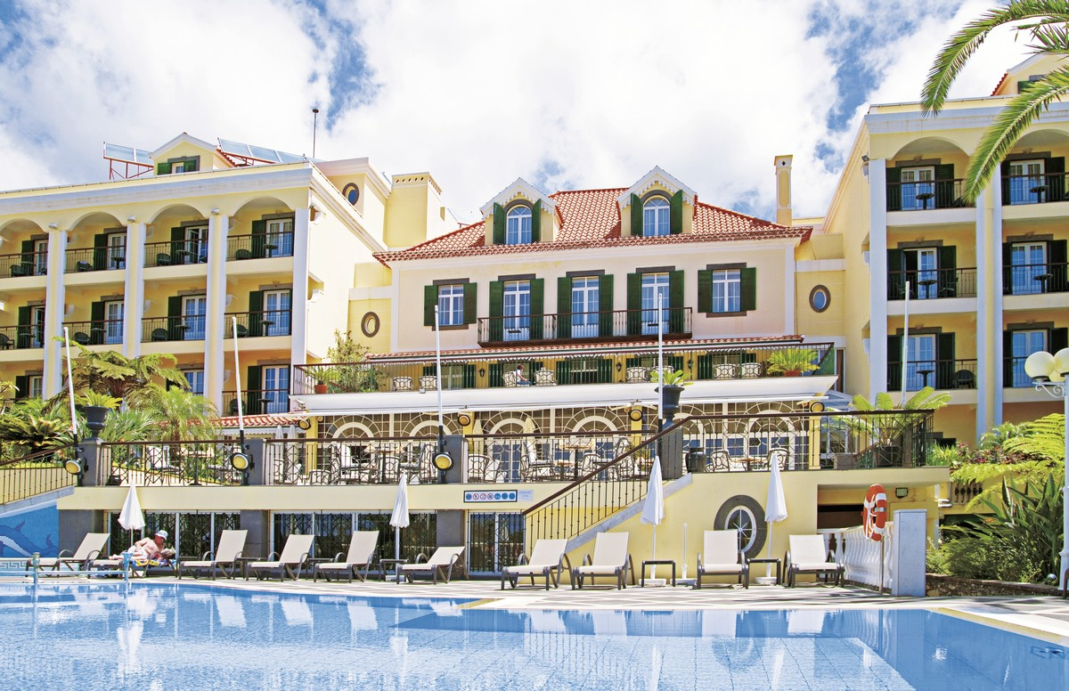 Hotel Quinta Bela São Tiago, Portugal, Madeira, Funchal, Bild 1