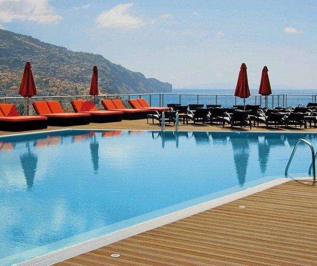 Hotel Four Views Baia, Portugal, Madeira, Funchal, Bild 1