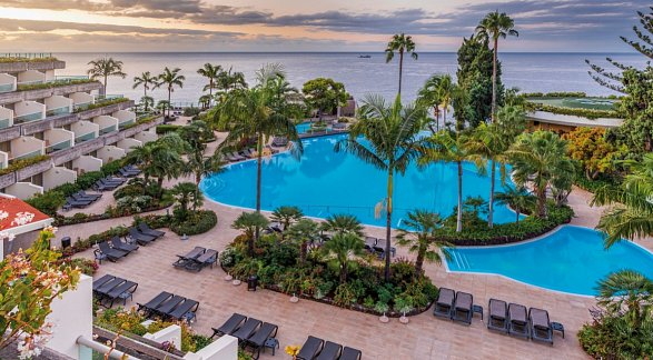 Hotel Pestana Carlton Madeira Premium Ocean Resort, Portugal, Madeira, Funchal, Bild 1