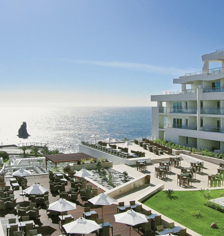 Hotel Meliã Madeira Mare, Portugal, Madeira, Funchal, Bild 1