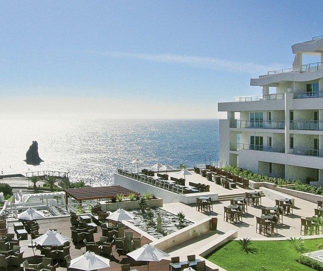 Hotel Meliã Maderia Mare, Portugal, Madeira, Funchal, Bild 1