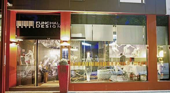 Funchal Design Hotel, Portugal, Madeira, Funchal, Bild 1