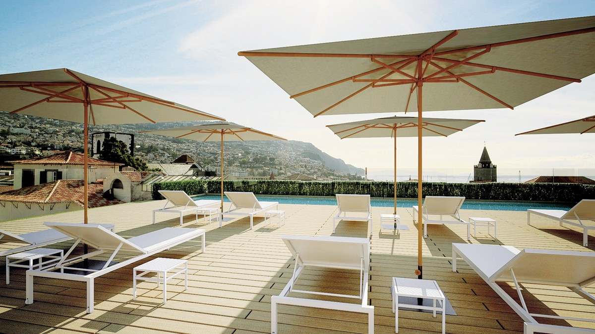 Castanheiro Boutique Hotel, Portugal, Madeira, Funchal, Bild 1