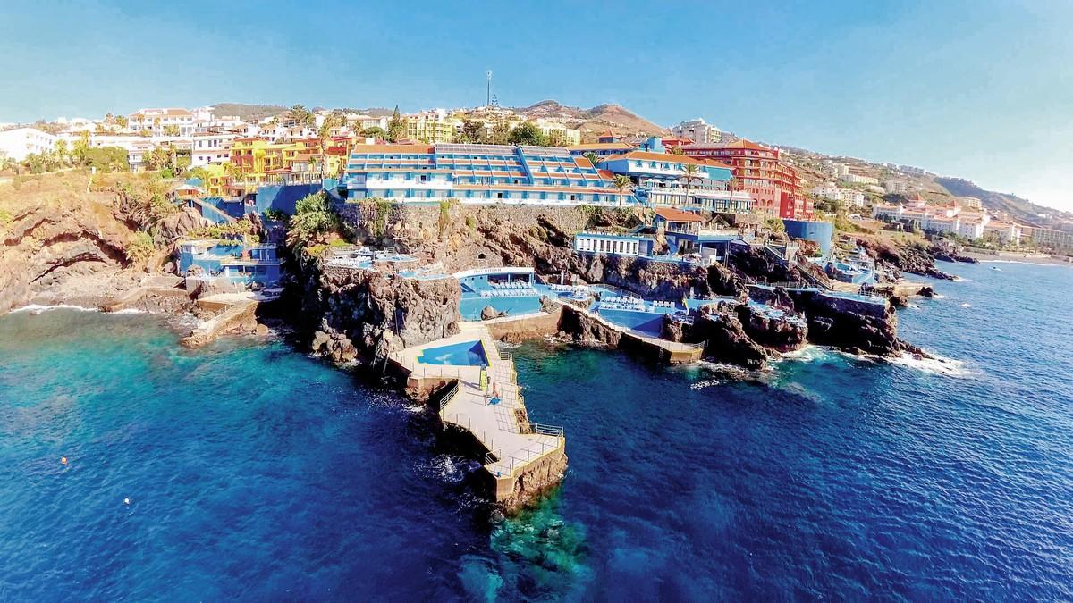 Hotel Rocamar, Portugal, Madeira, Caniço, Bild 1