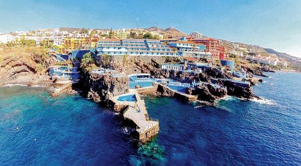 Hotel Rocamar, Portugal, Madeira, Caniço de Baixo, Bild 1