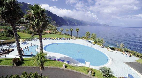 Hotel Monte Mar Palace, Portugal, Madeira, Ponta Delgada, Bild 1