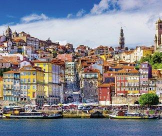 Portugal Rundreise, Portgual, Porto, Bild 1