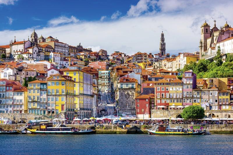 Portugal Rundreise: Land der grossen Seefahrer, Portgual, Porto, Bild 1