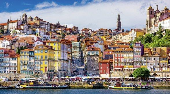 Portugal Rundreise (Herbst), Portgual, Porto, Bild 1