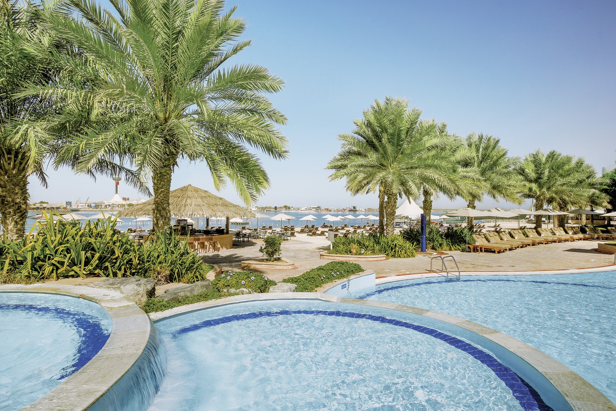 Hotel Hilton Abu Dhabi, Vereinigte Arabische Emirate, Abu Dhabi, Bild 1